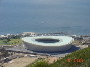 Nuwe Sokkerstadion in Groenpunt